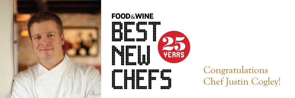 Food & Wine Best New Chef